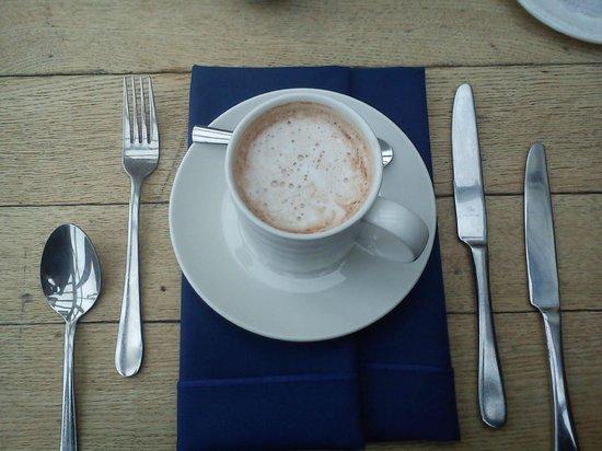 The Swan Hotel: Hot Chocolate