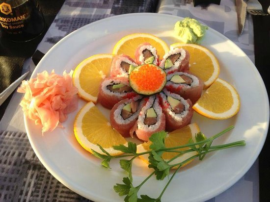 imagen Sushi Bar JT Ryokucha en Altea