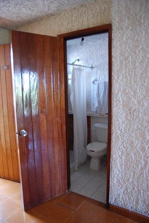 Hotel Tankah: Bathroom