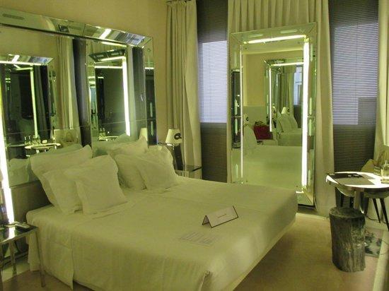 Palazzina G: Room