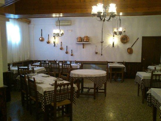 Hotel Marxant: Comedor