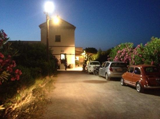Agriturismo La Villanella : Entrata principale