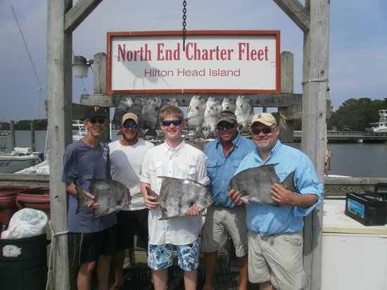 Stray Cat Charters : all you can eat spades
