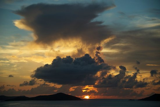 Island Rydes BVI: Sunset Cruise