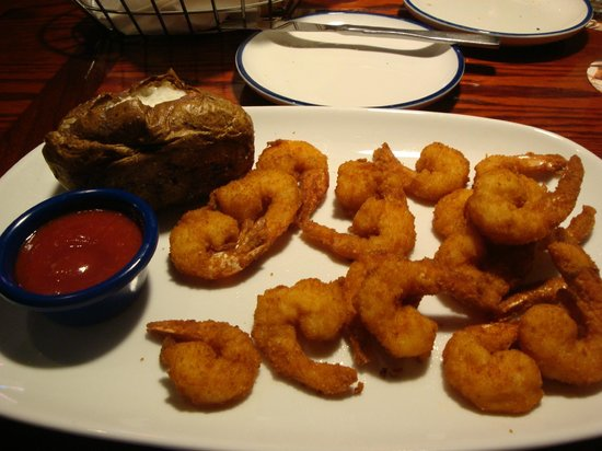 Red Lobster: Fried Shrimp