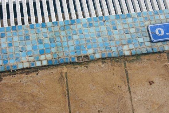 Samira Club: bordure piscine