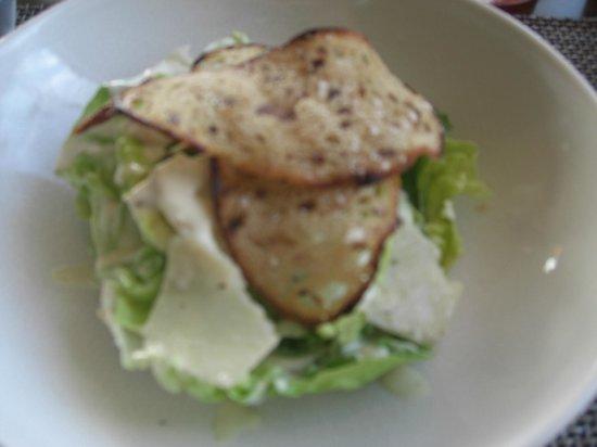 Rocca Restaurant : ceasar salad