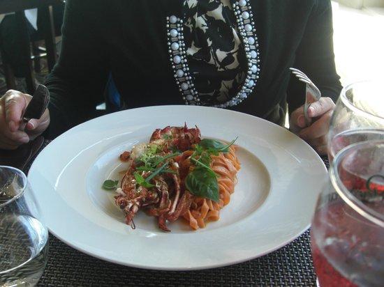 Rocca Restaurant : lobster
