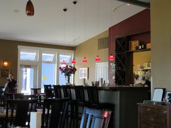 Christopher's Restaurant : Classy Decor