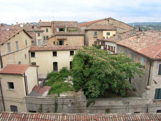 Residenza Antica Canonica: Room with a view