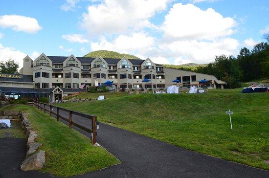 Mountain Club On Loon: Hotel, risorante e SPA