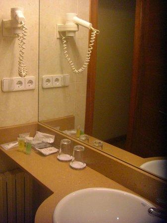 Tres Luces Hotel: secador
