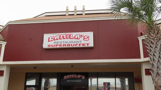 Camila's Restaurant : Camila's