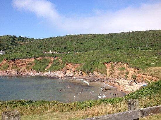 Bovisand Beach