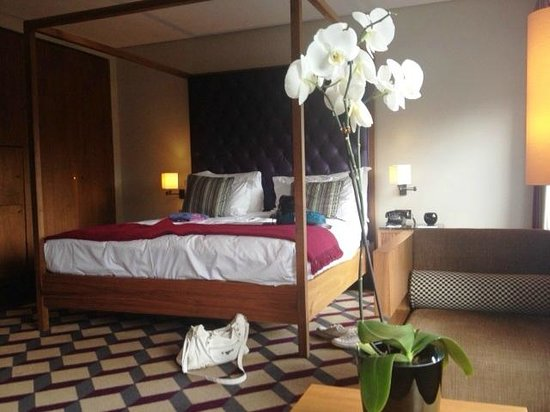 Fitzwilliam Hotel Dublin: Comfortable and Welcoming