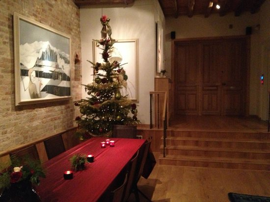 Jacquemine Luxury Guesthouse & Art Gallery: xmas