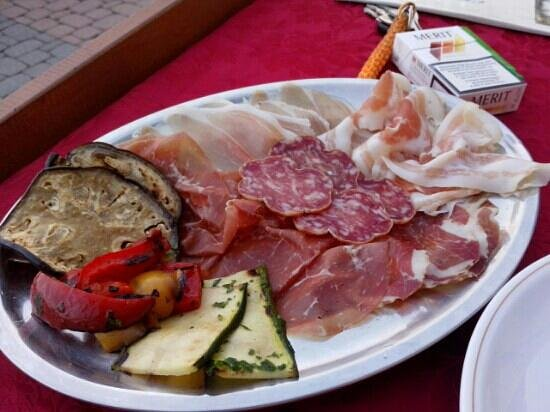 Locanda San Martino: antipasto!!!