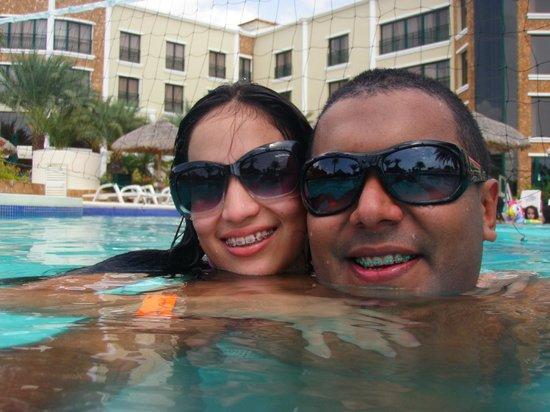 Villa Caribe Paraguana: piscina