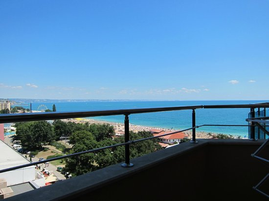 Astera Hotel & Spa: this is the balcony, best ever!