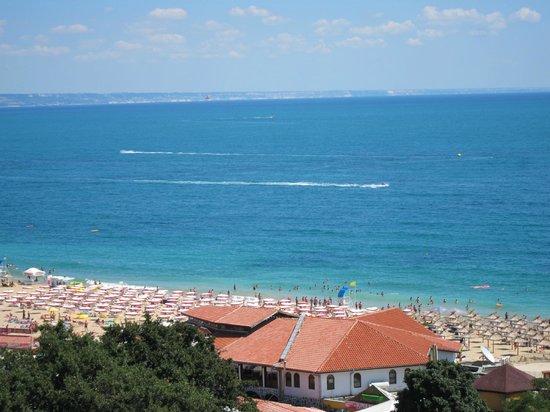 Astera Hotel & Spa: sea sea sea