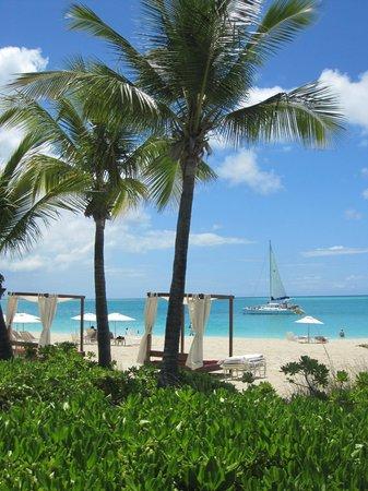 Villa del Mar: Beach