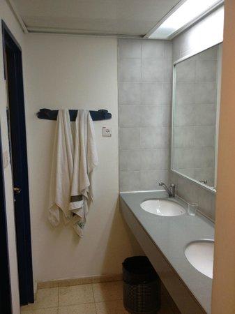 Ein Gedi - Beit Sarah Guest House: Beit Sarah Guest House Bathroom