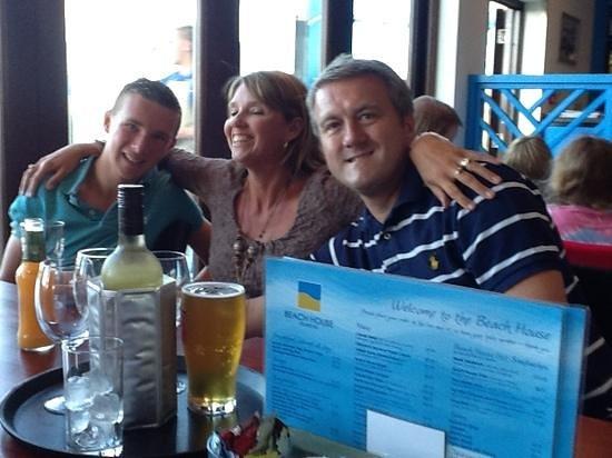 The Beach House: my family on guernsey