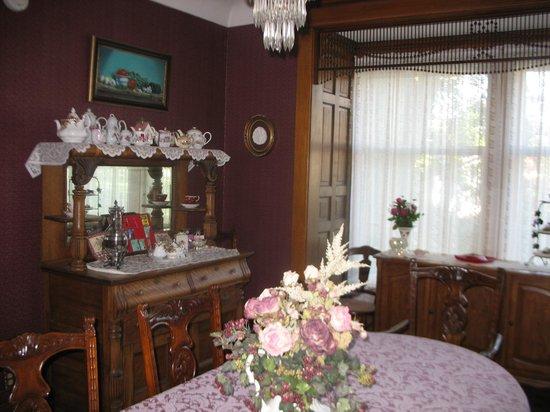 Rose Heart Inn: Dinning Room
