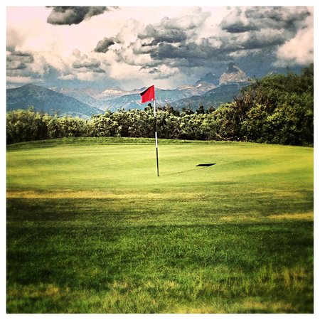Driggs, ID: The Links at Teton Peaks