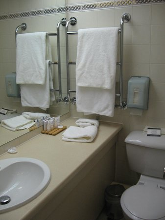Bathroom picture of best western inverness palace hotel for Best western bathrooms