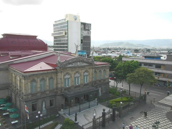 Gran Hotel Costa Rica: teatro nacional