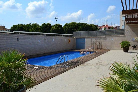 Hotel Tarraco Park : Piscina