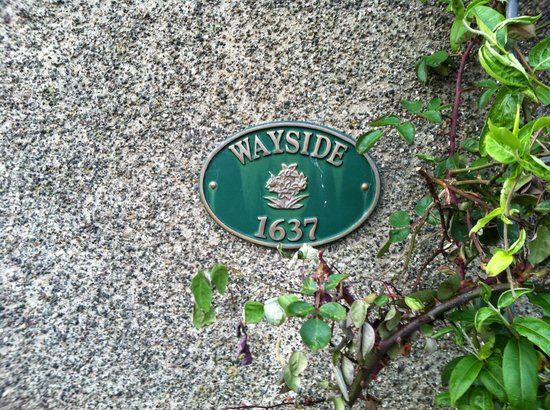 Wayside Guest Accommodation and Whisky Barn: Wayside Guest House & Whisky Barn