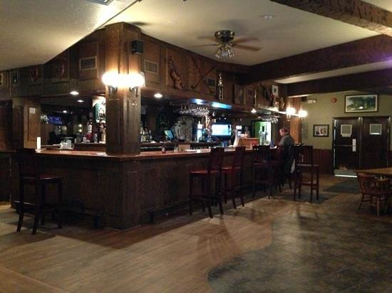 Piper's Pub: on a slow holiday Monday :)