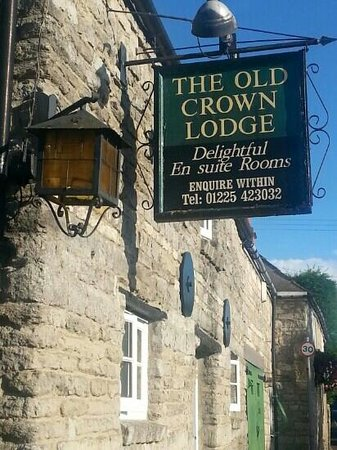 The Old Crown Inn: delightful. we agree
