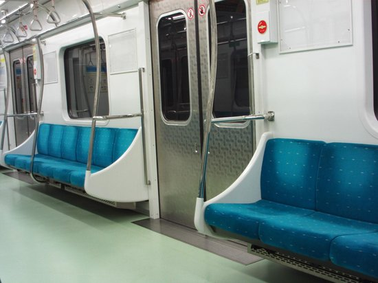 AREX (Airport Express Railroad): Quick and Clean