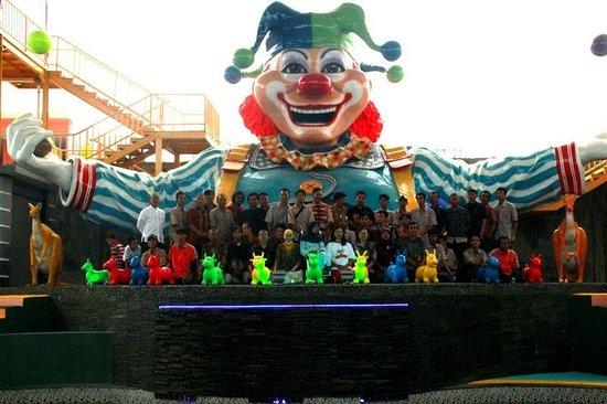 Sirkus Waterplay Jatiasih -5