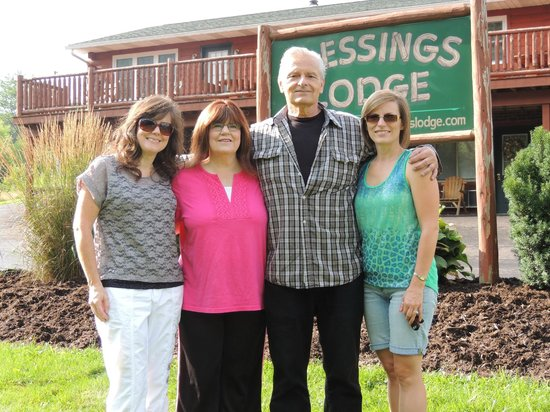 Blessings Lodge: Family Get-Away!
