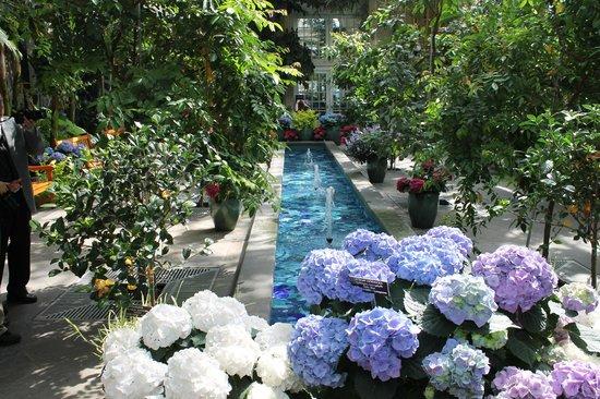United States Botanic Garden: Gardens