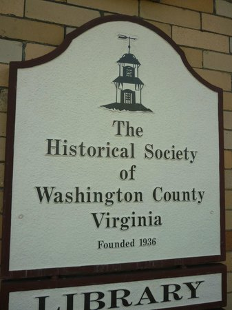 Historical Society of Washington County, VA