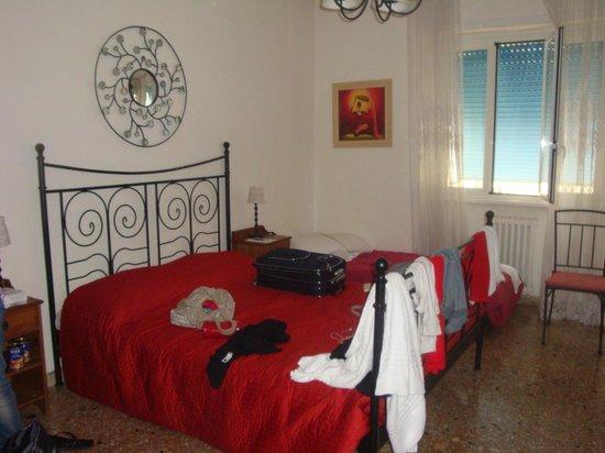 A Home For Holiday: la stanza dove abbiamo alloggiato