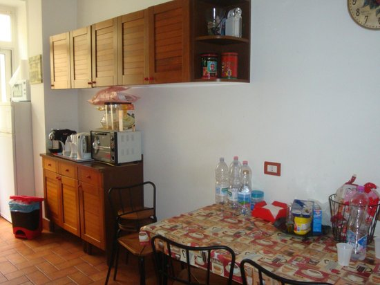 A Home For Holiday: la cucina