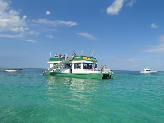 Punta Cana Party Boat Photo