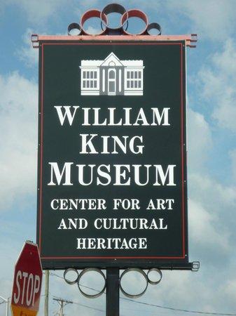 William King Museum of Art: William King Museum 08-02-13