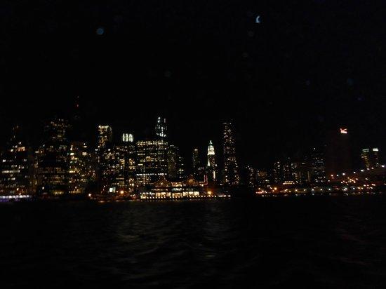 Spirit of New York: As luzes de NY a noite