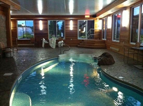 Hotel Montfort Nicolet : piscine