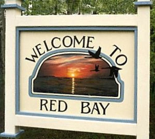 Haven on the Bay B&B: Welcome to Red Bay