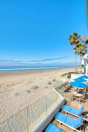 Del Mar Motel on the Beach: The only hotel on the Beach of Del Mar