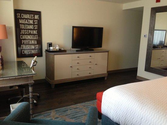 Hotel Indigo New Orleans Garden District: King room