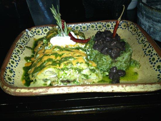 Enchiladas De Pescado Picture Of Kondesa Restaurant